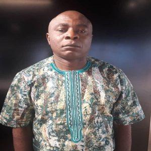 Rtn. Yakubu Omale